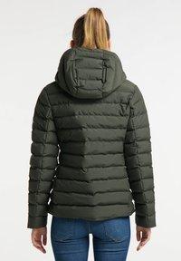 Schmuddelwedda - Zimní bunda - dunkeloliv - 2