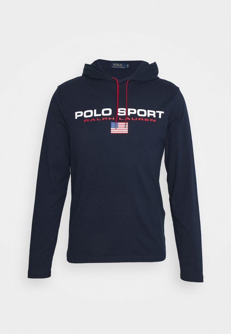 Polo Ralph Lauren - LONG SLEEVE - T-shirt à manches longues - cruise navy