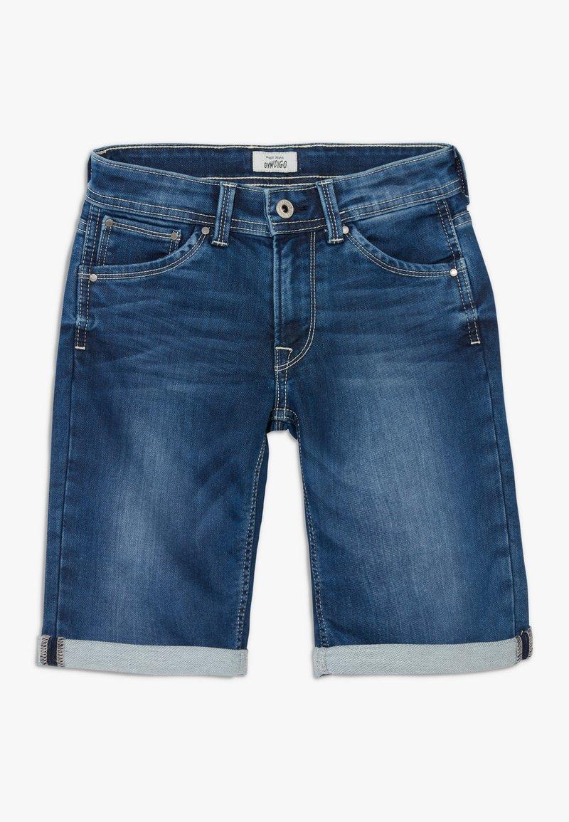 Pepe Jeans - CASHED - Shorts vaqueros - denim