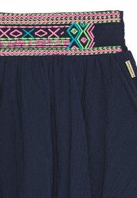 Vingino - QUILY - A-line skirt - dark blue - 2