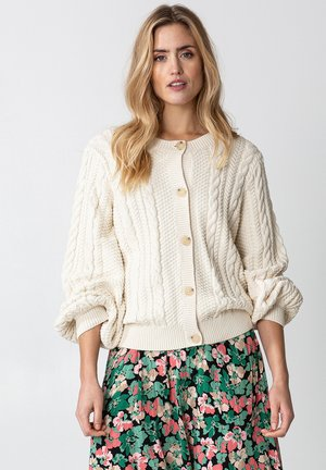 LOIS - Cardigan - offwhite