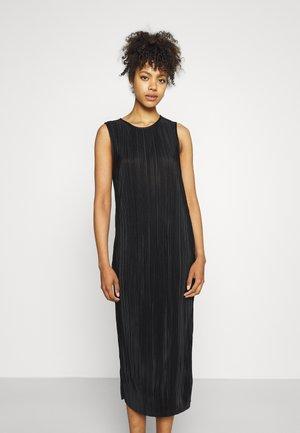 BINA DRESS - Maxi dress - black