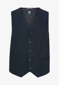s.Oliver - Waistcoat - dark blue - 3