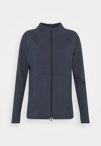 Puma Golf - CLOUDSPUN FULL ZIP - Zip-up hoodie - navy blazer heather - 0