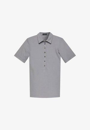 M-JEBA-PD - Polo shirt - grau blau
