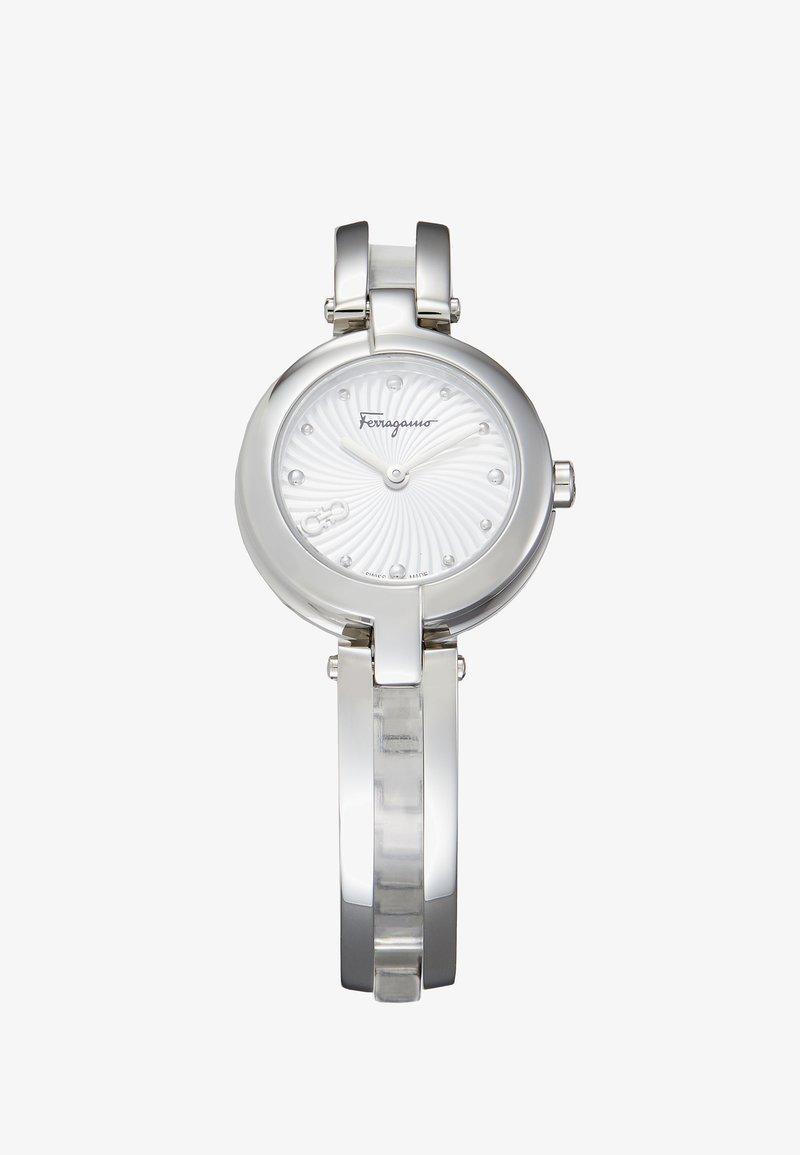 Salvatore Ferragamo - MINIATURE - Watch - silver-coloured