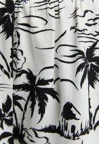 Bershka - Shorts - white - 5