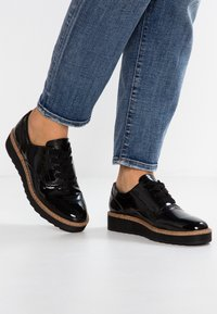 Anna Field - Lace-ups - black - 0