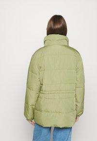 Moss Copenhagen - PETRINA JACKET - Winter jacket - sage - 2