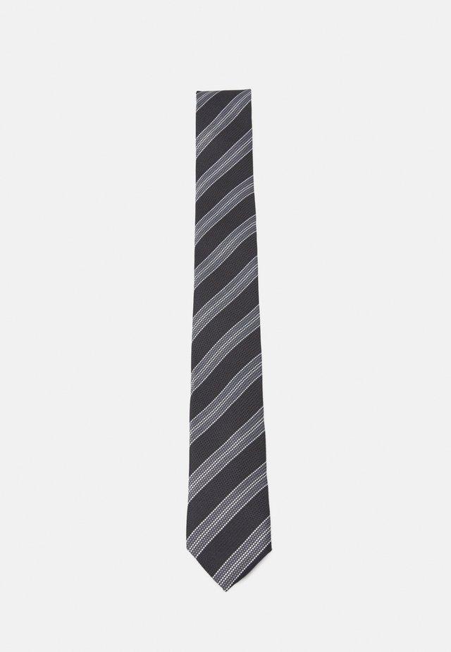 SLHANDREW TIE - Krawatte - black