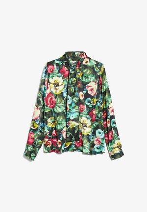 M-BILU - Button-down blouse - bunt gemischt