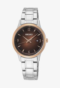 Seiko - Watch - silver-coloured - 0
