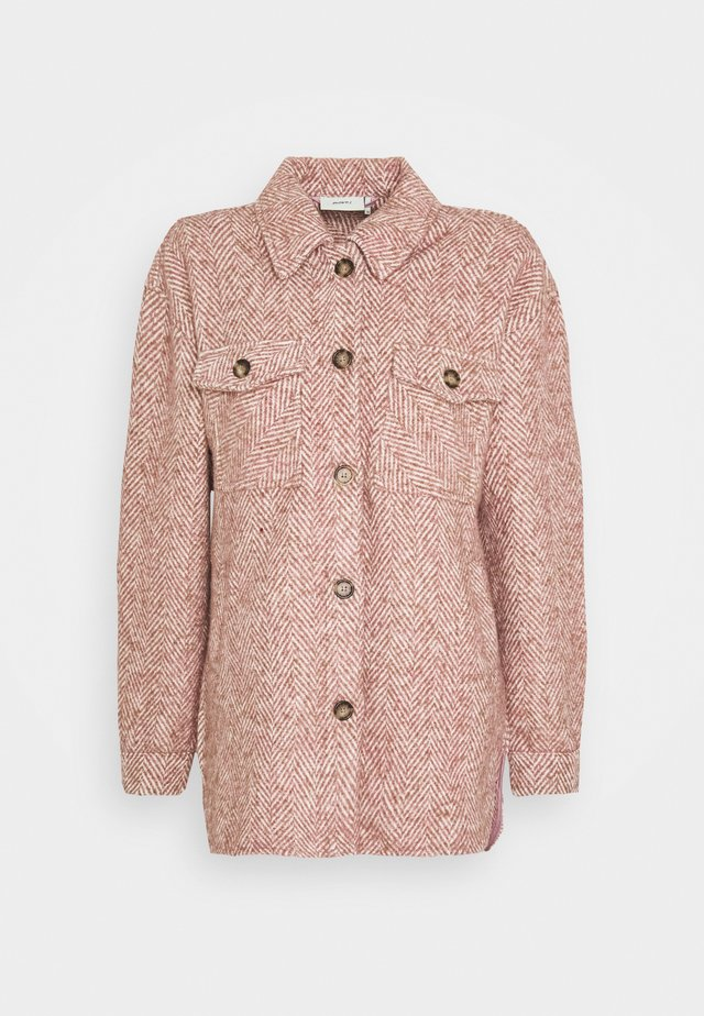 SUSTI - Classic coat - rose dust