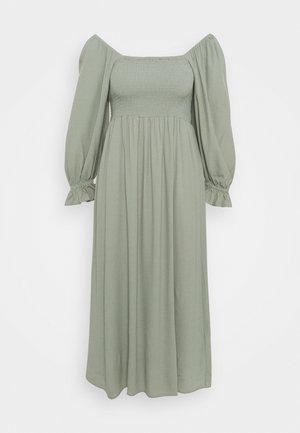 LILLI SASANE DRESS - Day dress - seagrass