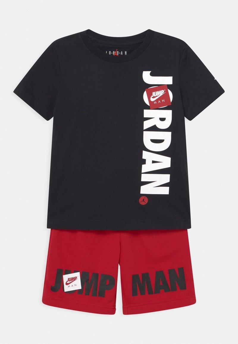 Jordan - JUMPMAN SET - T-shirt print - gym red
