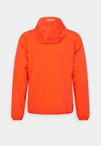 Icepeak - BASCO - Impermeabile - dark orange - 2