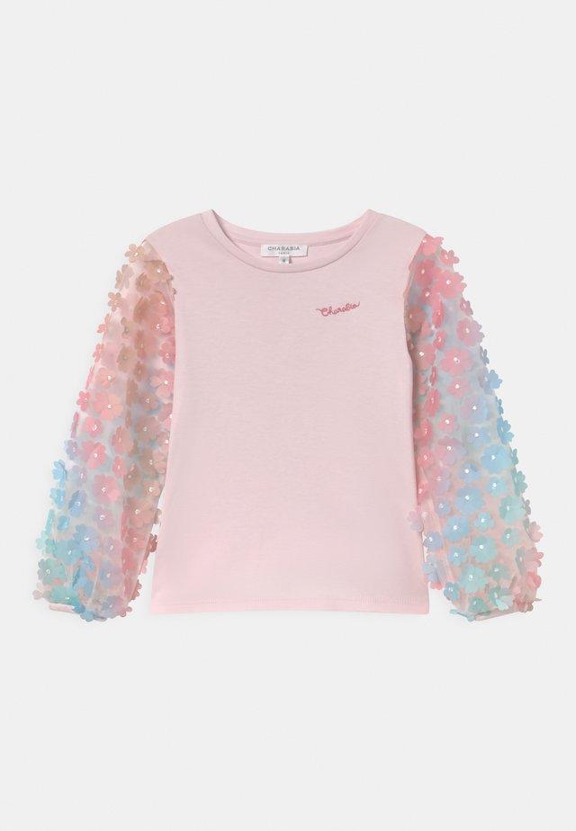 LONG SLEEVE - Long sleeved top - pinkpale