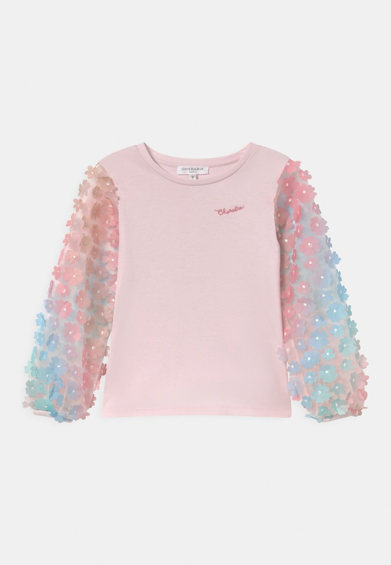 Charabia - LONG SLEEVE - Long sleeved top - pinkpale