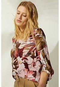 Esprit Collection - CVE FLOWER - Blouse - light pink - 5