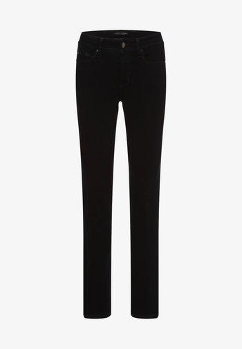 Jeans slim fit - schwarz blau