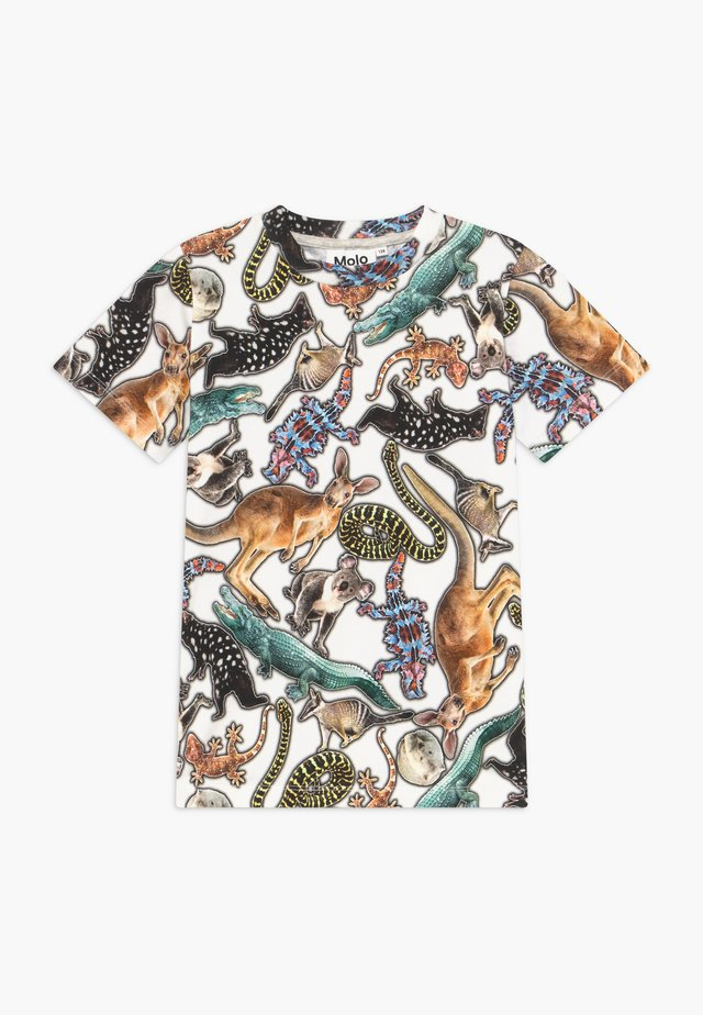RALPHIE  - T-shirt med print - multi-coloured