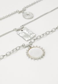 LIARS & LOVERS - CHARM MULTIROW - Necklace - silver-coloured - 2