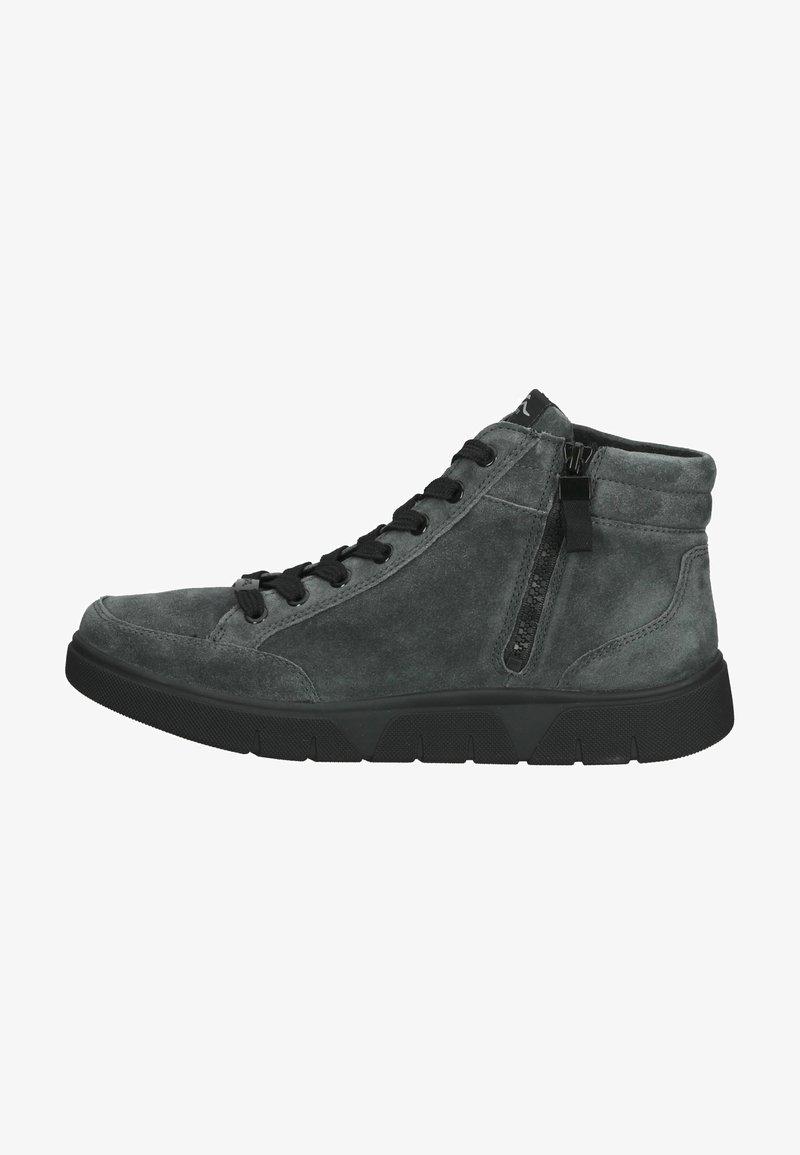 ara - Höga sneakers - graphit