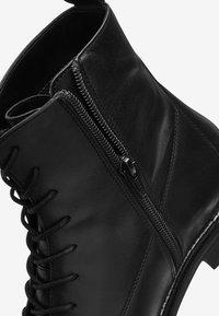 Next - Kovbojské/motorkářské boty - black - 2