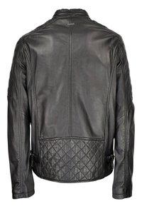 COCO - Leather jacket - schwarz - 1