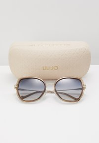 LIU JO - Sunglasses - camel - 3