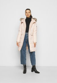 Lauren Ralph Lauren Petite - JACKET - Down coat - moda cream - 1