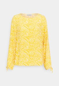 Re.draft - BLOUSE WITH SLEEVEDETAIL - Blůza - sunflower - 0