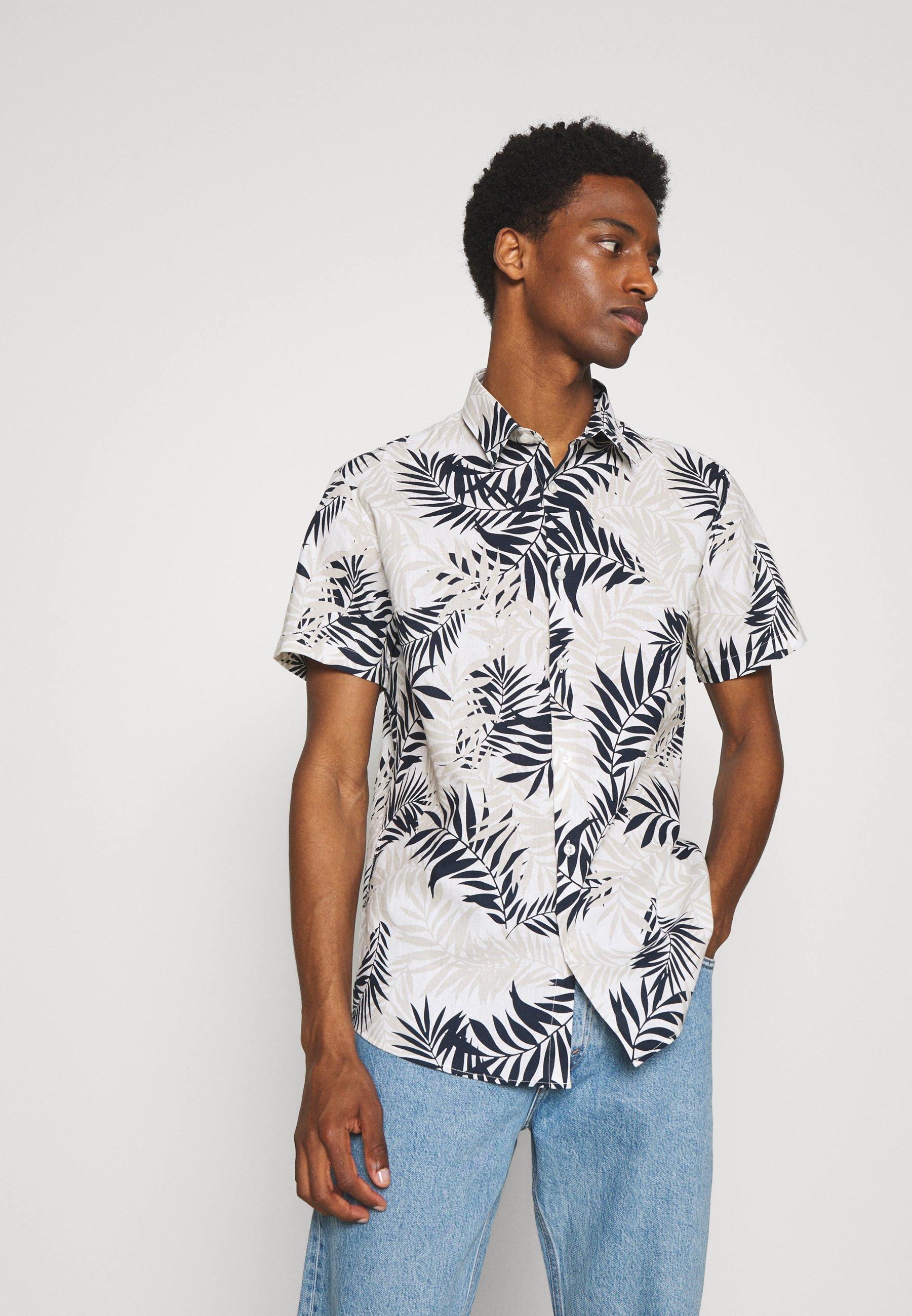 Uomo SLHREGAOP SHIRT - Camicia