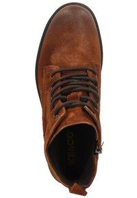 IGI&CO - Platform ankle boots - cognac - 1