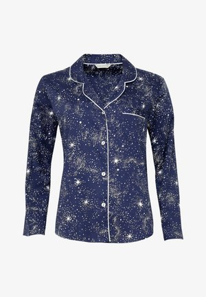Pyjamapaita - navy star prt
