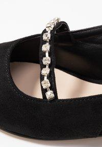 Hot Soles - Slingback ballet pumps - black - 2