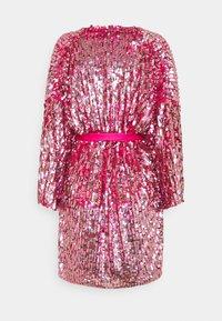 MANÉ - XENIA WRAP DRESS - Cocktail dress / Party dress - rose - 1