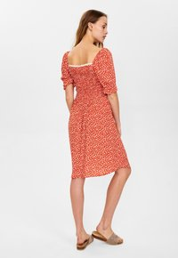 Nümph - NUCARLY  - Day dress - red clay - 1