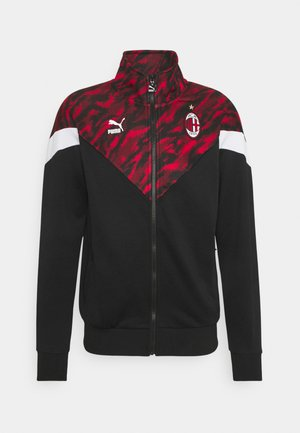 AC MAILAND ICONIC GRAPHIC TRACK - Club wear - tango red/black