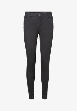 VMSEVEN - Slim fit jeans - black