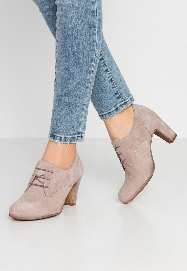 WILMA - Ankelboots - taupe