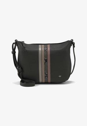 MIRI  - Across body bag - mixed black