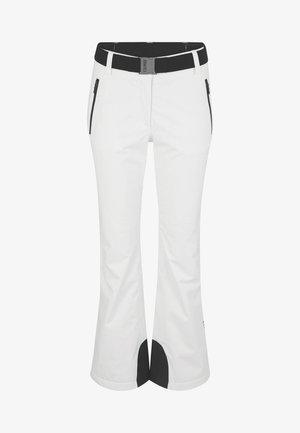 SAPPORO - Trousers - white