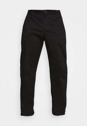 ONSCAM - Chino kalhoty - black