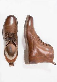 Pier One - Winter boots - cognac - 1