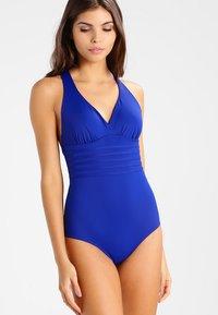 LASCANA - Swimsuit - blue - 1