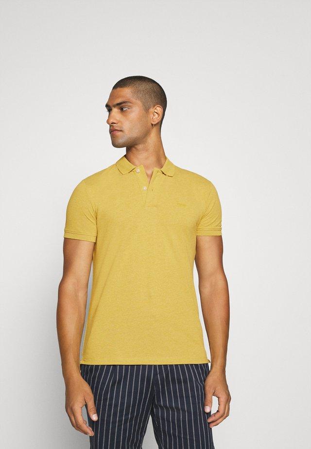 Polo - light yellow
