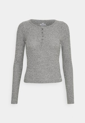Maglietta a manica lunga - grey