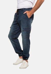 JP1880 - FLEXNAMIC® - Jeans Tapered Fit - dark blue - 2