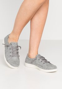 Skechers Wide Fit - MADISON AVE - Trainers - grey - 0